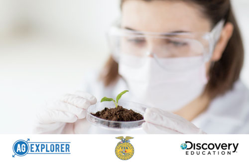 AgExplorer: The Science Behind Your Food