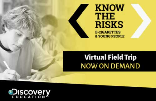 Know the Risks Live Virtual Field Trip