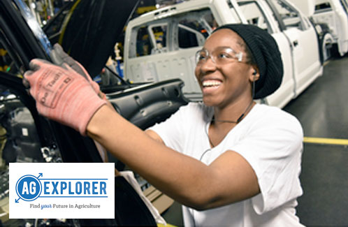 AgExplorer: Behind The Scenes at Ford Motor Company