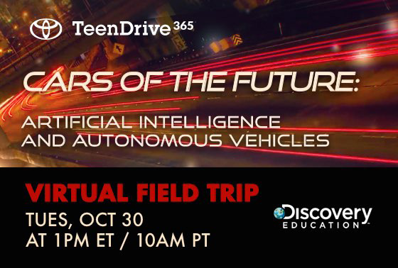 Students Invited to Take a Peek into the Future of Mobility