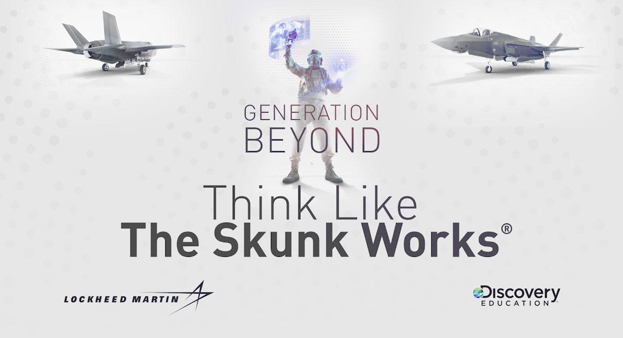 High-School Students around the U.S. Take Virtual STEM Field Trip to Lockheed Martin's Famous Skunk Works®
