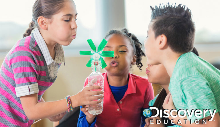 Discovery Education Services Ranked by THE Journal Readers Among Top Three Favorite Technologies Schools and Districts Added this Year