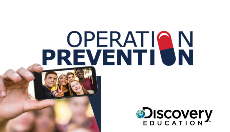 The Drug Enforcement Administration, DEA Educational Foundation and Discovery Education Announce 10 National Finalists For Second Annual 'Operation Prevention' Video Challenge