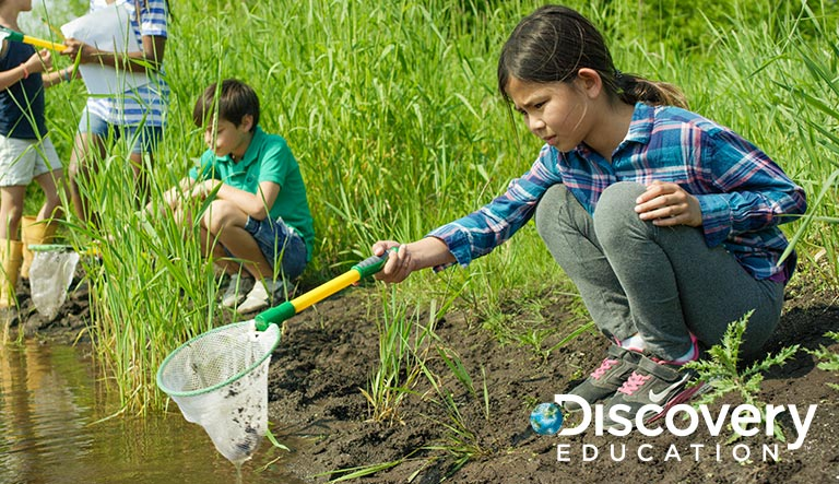"""Discovery Education Selected by California's Fontana Unified School District to Help Five Elementary Schools Reach """"Moonshot"""" Goal of Enhancing STEM Education"""