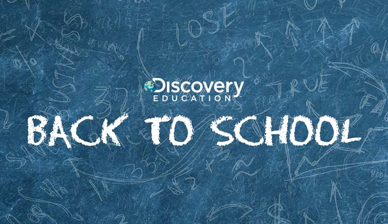 New Content Added to Discovery Education's Digital Services Help Teachers Welcome Students Back to the Classroom