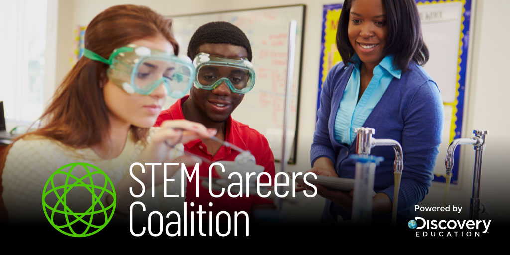 Discovery Education and Business Leaders Launch First-of-Its-Kind Initiative Focused on Accelerating the Growth of America's STEM Pipeline
