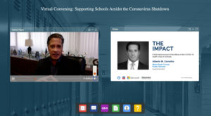 Virtual Convening: Supporting Schools Amidst the Coronavirus Shutdown