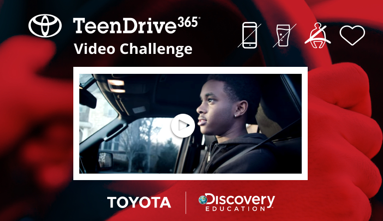 Georgia Teen Selected as Grand Prize Winner in National Teen Safe Driving PSA Competition