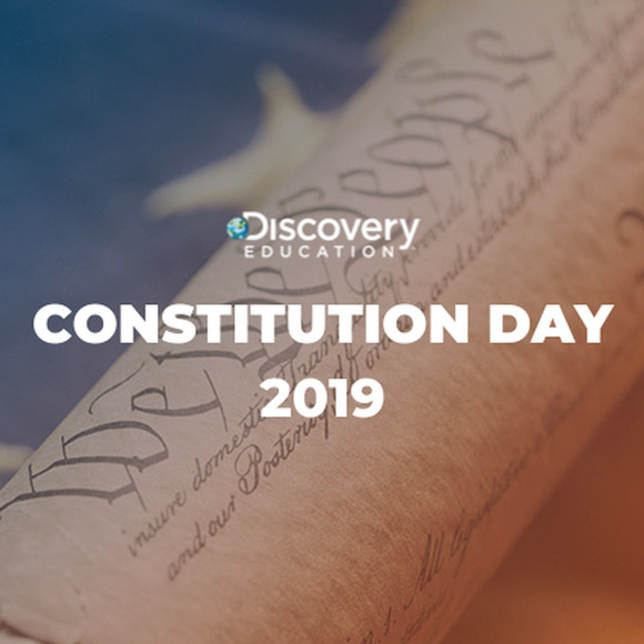 Constitution Day 2019: Find Your Voice