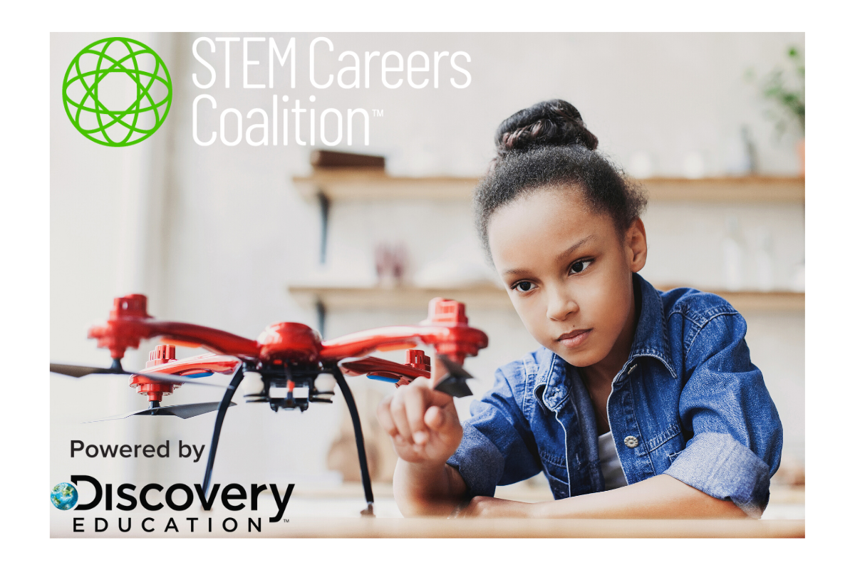 Procter and Gamble and the American Society of Mechanical Engineering the Latest Industry Leaders to Join Discovery Education's STEM Careers Coalition