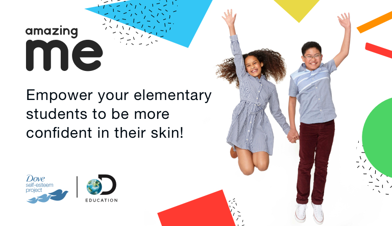 New Social and Emotional Learning Initiative from the Dove Self-Esteem Project and Discovery Education Boosts Pre-Teen Confidence
