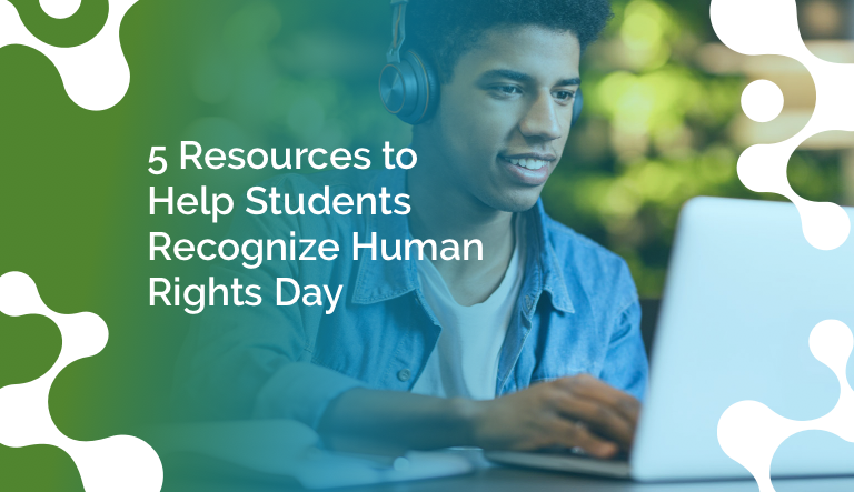 Discovery Education Celebrates Human Rights Day by Offering Educators, Families, and Students No-Cost Digital Resources