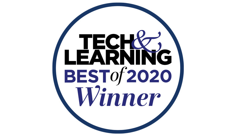 Discovery Education Experience Honored as Best of 2020 Educational Resource by Tech & Learning