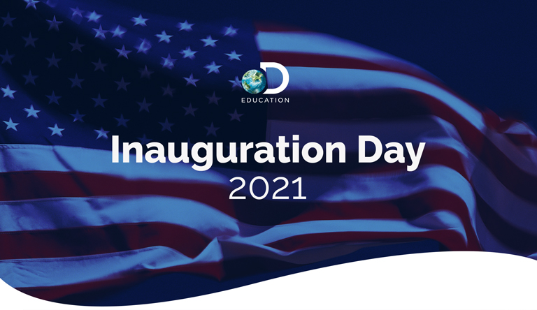 Discovery Inc. and Discovery Education Partner to Present Exclusive Virtual Field Trip Transporting Educators, Students, and Families Behind the Scenes of the Presidential Inauguration