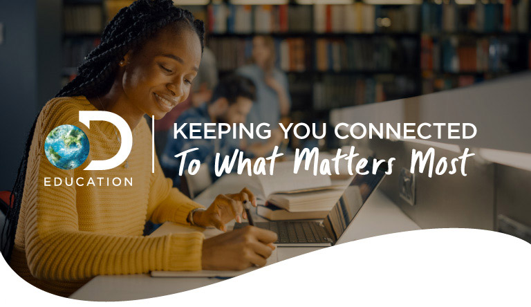 Latest Updates to Discovery Education's Flexible K-12 Platform Keeps All Learners Connected to Engaging Content, Instructional Strategies, and Professional Learning