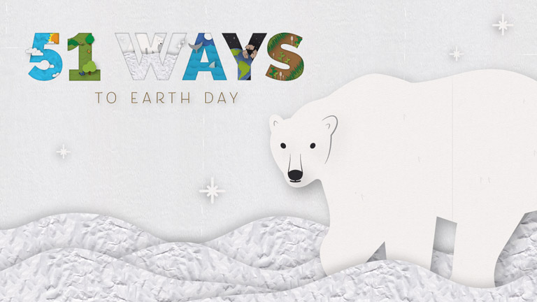 51 Ways to Earth Day