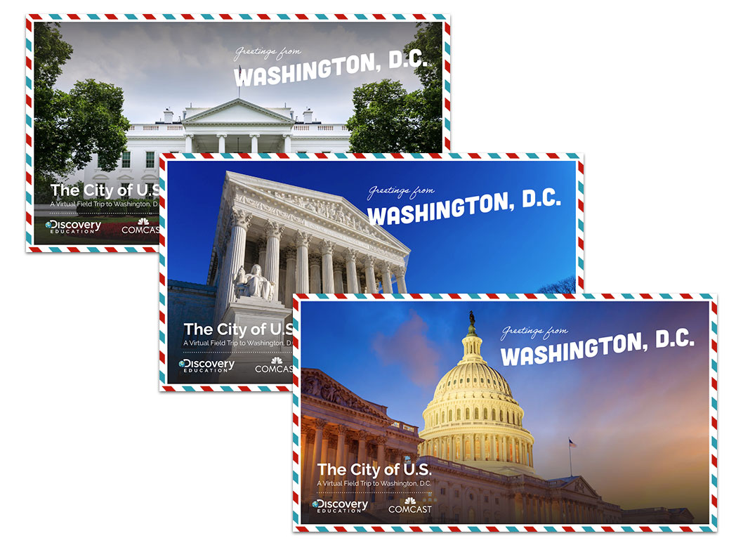 City of U.S. Postcards