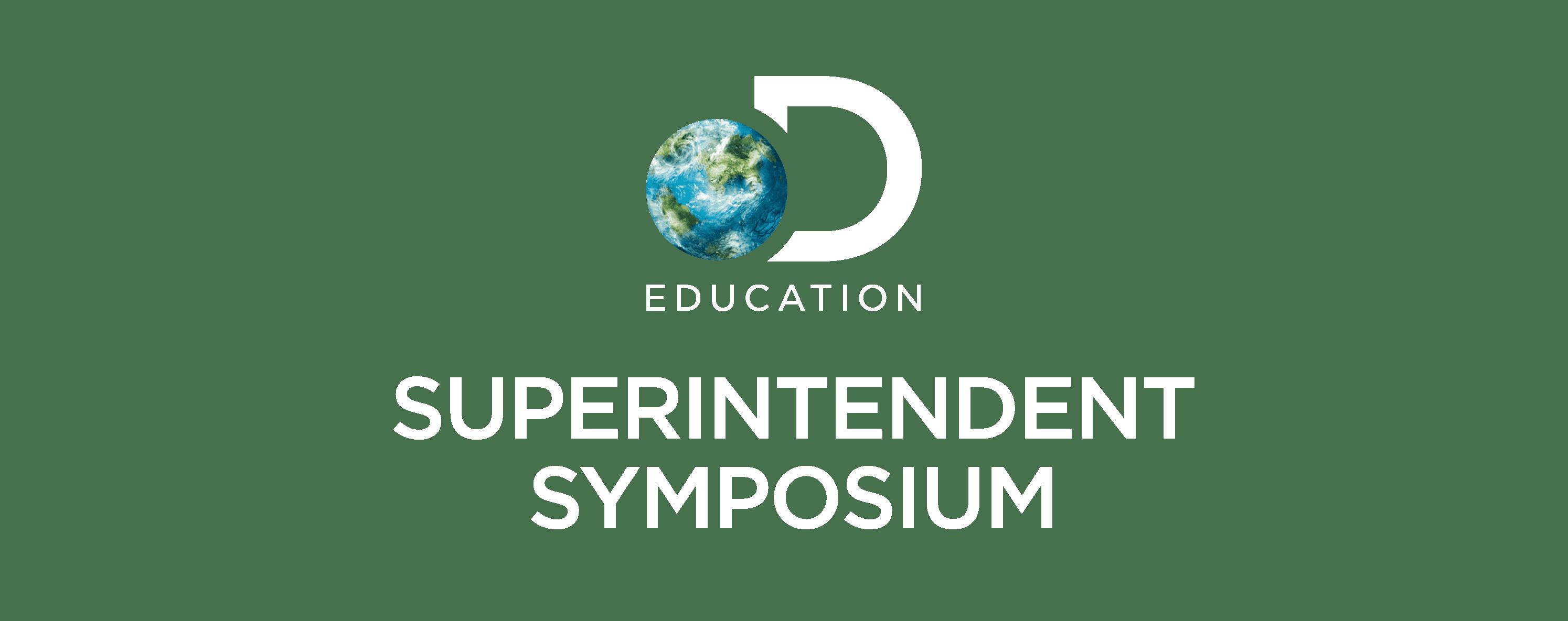 Superintendent Symposium logo