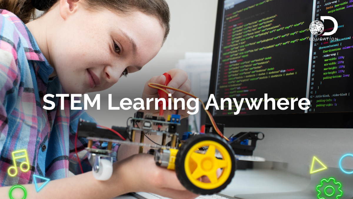 Discovery Education and Social Impact Partners Support Families with New No-Cost Resources to Ignite Student Interest in STEM