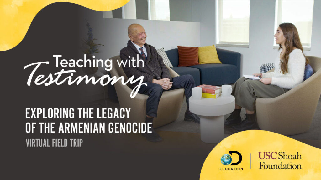 Identity, Belonging & Legacy: How Testimony Makes Us Stronger than Hate