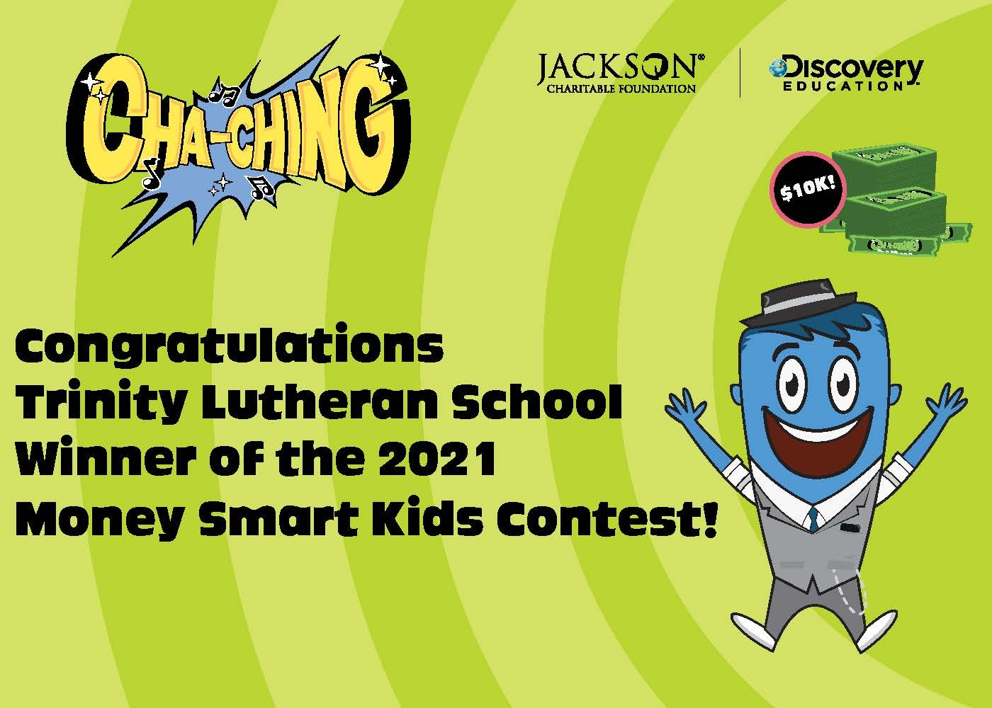 $10,000 Awarded to Elementary School in Wisconsin for Virtual Financial Literacy Education