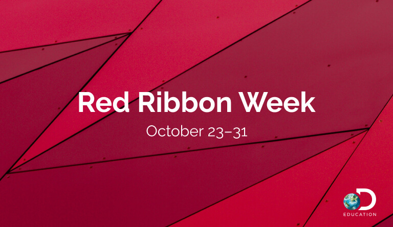 Discovery Education and Social Impact Partners Commemorate Red Ribbon Week with No-Cost Resources to Support Student Health & Wellbeing